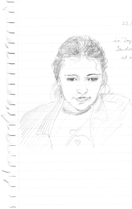 Sandra Sketch