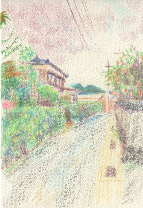 Hagi Street